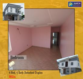 4 bedroom Detached Duplex House for sale Amen Estate Phase Ii Eleko Ibeju-Lekki Lagos
