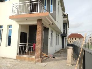 4 bedroom Semi Detached Duplex House for sale 1min drive to shoprite Sangotedo Lagos