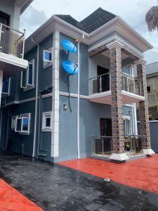 2 bedroom Boys Quarters Flat / Apartment for rent Harmony Estate Owode Ado Ajah Lagos