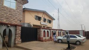 Hotel/Guest House Commercial Property for sale Behind ogbere police station akaran Iwo Rd Ibadan Oyo