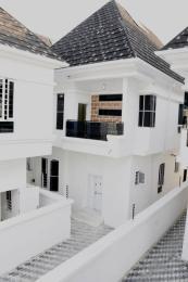 4 bedroom Detached Duplex House for sale .. chevron Lekki Lagos