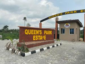 Serviced Residential Land Land for sale Queen's Park Estate 2, Mowe-Ofada  Abeokuta Ogun