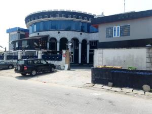 Office Space Commercial Property for sale Corner-piece plot facing Bisola Durosinmi Etti Street, off Admiralty Way Lekki Phase 1 Lekki Lagos