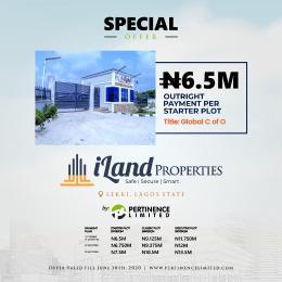 Residential Land Land for sale Lekki-Epe Lagos Island Lagos Island Lagos