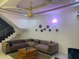 4 bedroom Semi Detached Duplex House for shortlet Lekki County Estate, Ikota, Lekki Ikota Lekki Lagos