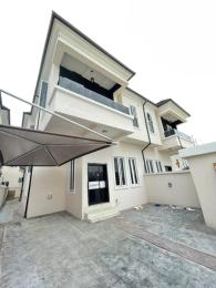 4 bedroom Semi Detached Duplex for rent Chevron chevron Lekki Lagos