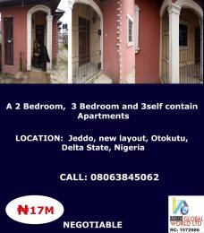 10 bedroom Commercial Property for sale Fupre Warri Delta state Nigeria Okpe Delta