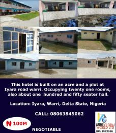 10 bedroom Commercial Property for sale Iyara Warri,Delta State Nigeria Warri Delta