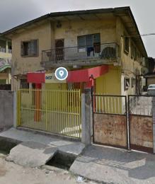 Blocks of Flats House for sale Off Pedro Road Shomolu Shomolu Lagos