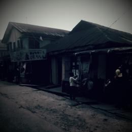 Detached Bungalow House for sale Off Shipeolu Street  Palmgroove Shomolu Lagos