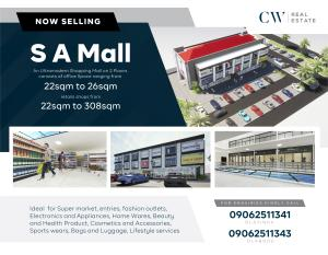 Shop in a Mall Commercial Property for sale Ilaje Lekki Lagos