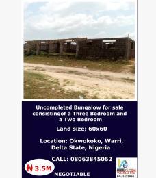 House for sale Okwokuoko Warri,Delta state Nigeria Warri Delta