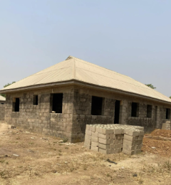 2 bedroom Detached Bungalow House for sale VERY CLOSE TO IVY HILL SCHOOL, TANKE Ilorin Kwara