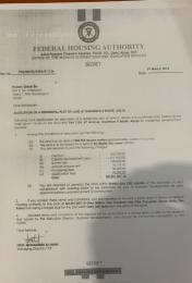 Residential Land Land for sale 6th Avenue Gwarimpa 11 Estate Gwarinpa Abuja