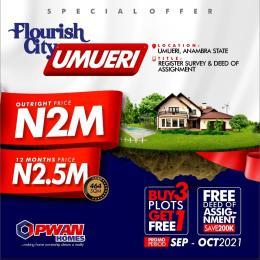 Land for sale Ifite Umueri Anambra Anambra