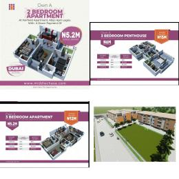 2 bedroom Mini flat Flat / Apartment for sale Abilo GRA Lagos Abijo Ajah Lagos