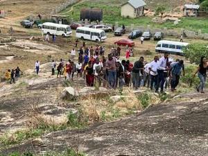 Residential Land Land for sale  By Apo Nepa Junction Before Apo Shoprite, Apo Abuja Apo Abuja