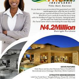 6 bedroom House for sale Ibeju Lekki Lagos Island Lagos Island Lagos
