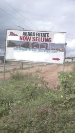 Residential Land Land for sale Araga, Poka Epe Road Epe Lagos