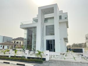 5 bedroom Detached Duplex House for sale Acadia groove estates  Osapa london Lekki Lagos