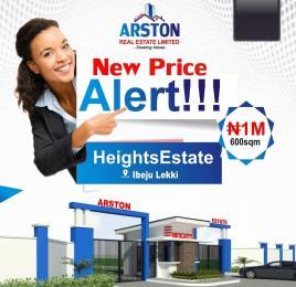 Residential Land for sale Okun Imosan Ibeju Lekki, Lagos Ibeju-Lekki Lagos