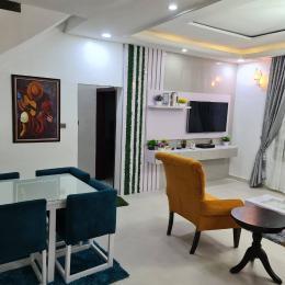 4 bedroom Terraced Duplex House for shortlet Horizon 2 Estate, Meadow Hall way, Ikate Eleguishi. Ikate Lekki Lagos