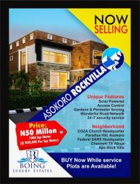 Mixed   Use Land Land for sale Asokoro Extension-Abuja, Asokoro Abuja