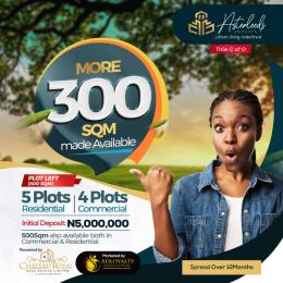Residential Land for sale Opposite Coscharis Motors, Awoyaya, Lekki Ajah, Lagos* Awoyaya Ajah Lagos