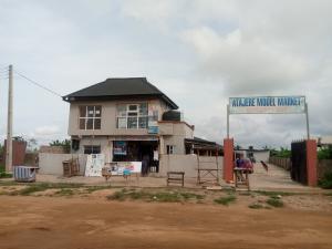 Commercial Property for sale Orimerunmu Town Ibafo Obafemi Owode Ogun