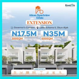 Land for sale Okun Ajah/atican Beachview Estate Extension/ Lekki Scheme 2 Lekki Phase 2 Lekki Lagos