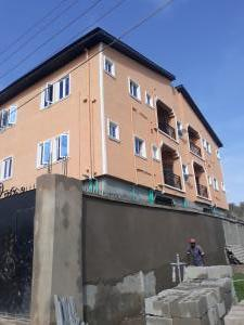 1 bedroom mini flat  Mini flat Flat / Apartment for rent Grandmate bustop  Ago palace Okota Lagos
