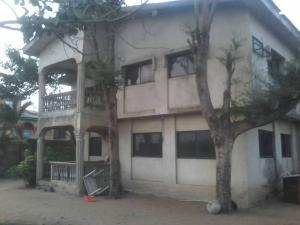 6 bedroom House for sale 62 Tola Ogunmade Street  Ojo Ojo Lagos