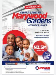 Land for sale Amansea Awka North Anambra
