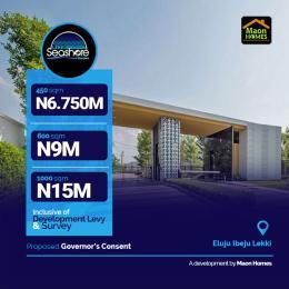 Land for sale Eluju Ibeju-Lekki Lagos