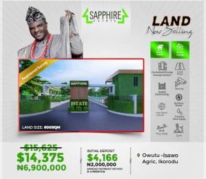 Land for sale Agric Ikorodu Lagos