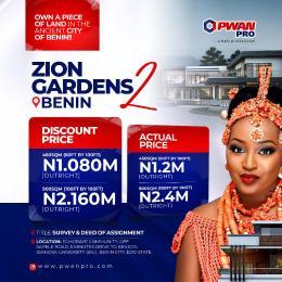 Land for sale Benin Central Edo