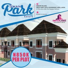 Land for sale Asegun Village Ibeju-Lekki Lagos