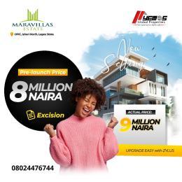 Land for sale Isheri North Ojodu Lagos