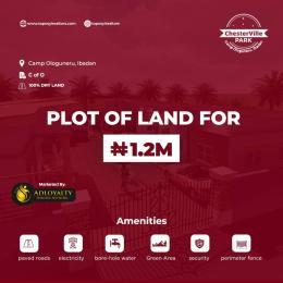 Land for sale Camp Ologuneru Ibadan Oyo