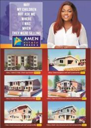 Residential Land Land for sale Amen Estate Eleko Off Lekki-Epe Expressway Ajah Lagos