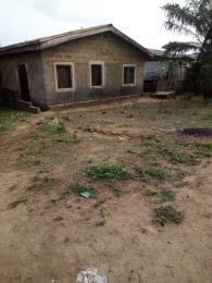 Detached Bungalow House for sale Isuti Egan igando  Egan Ikotun/Igando Lagos