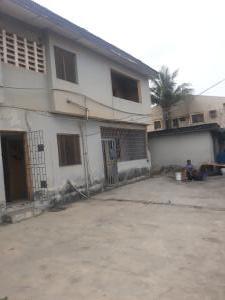 Blocks of Flats House for sale Owolabi street off Ago palace way  Ago palace Okota Lagos