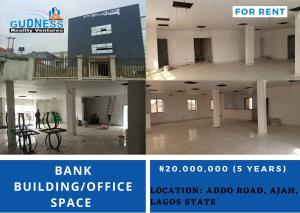 Office Space Commercial Property for rent Addo Road Ado Ajah Lagos
