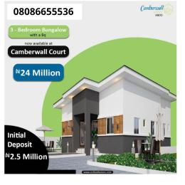 3 bedroom Detached Bungalow House for sale 5 minutes from Shoprite Sangotedo Abijo GRA  Sangotedo Ajah Lagos