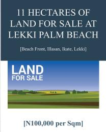 Mixed   Use Land Land for sale Beach front  Ilasan Lekki Lagos