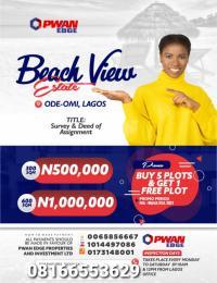 Serviced Residential Land Land for sale - LaCampaigne Tropicana Ibeju-Lekki Lagos