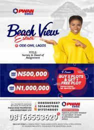 Serviced Residential Land for sale Akodo Ise Ibeju-Lekki Lagos
