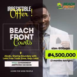 Residential Land Land for sale Ftz Free Trade Zone Ibeju-Lekki Lagos