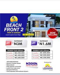 Residential Land Land for sale Igando Eleko Eleko Ibeju-Lekki Lagos