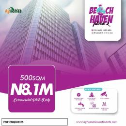Commercial Land Land for sale Solu Alade, eleko areas .. Beach Haven 2 Eleko Ibeju-Lekki Lagos